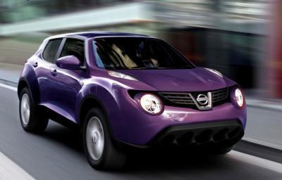 Nissan nissan juke nissan juke for Nissan juke cabrio